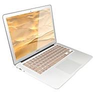"""guld-plast ultratunna tangentbordet skydd täcker flår för macbook air 13 / 13,3 """""""