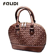 Falidi® Women'S New Fashion Knit Shell Bag Portable Shoulder Bag Diagonal Package
