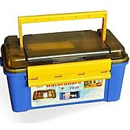 TR40 Triple-Layer Nada Box Tackle Box (40 * 22 * 20cm)
