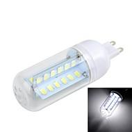G9 LED-maissilamput T 48 SMD 5730 700-800 lm Lämmin valkoinen / Kylmä valkoinen AC 220-240 V 1 kpl