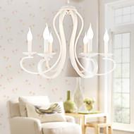 Metal - Lámparas Araña - LED - Moderno / Contemporáneo/Tradicional/Clásico/Retro/Campestre