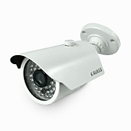 kavass® hd impermeabile 720p p2p CMOS 1.0MP telecamera ip / 54-led ir visione notturna