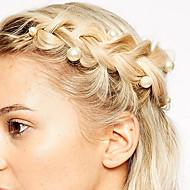 European Style Fashion Bride Pearl Hairpin