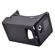"NEJE DIY Google Cardboard Virtual Reality 3D Glasses for 3.5-6"" Cellphones"