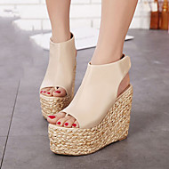Women's Shoes Wedge Heel Peep Toe Sandals Dress More Colors available