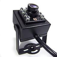 1080p mini ir ip camera interna 940nm led ir telecamera IP pinhole più piccola macchina fotografica audio visione notturna