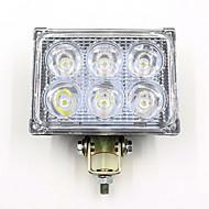 Feux anti-brouillard/Phares de jour/Lampe de lecture/Feux de recul/Baladeuse/Lampe pour le Travail (6000K ,Intensité