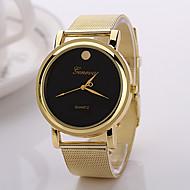 Women's Dress Watch Fashion Watch Wrist watch Quartz Alloy Band Gold Brand