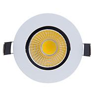 6W 2G11 Ugradbena svjetla Rotirajuća 1 COB 800-900 lm Toplo bijelo / Hladno bijelo Može se prigušiti AC 220-240 V 1 kom.