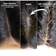 perun silkki pohja sulkeminen kehon aalto koko 4x4 luonnon musta vapaa keskellä 3 osa neitsyt hiuksista pitsi alkuun sulkemiset
