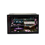 android4.2 PC del coche con multi-touch 3g wifi capacitivo memoria 8g 1080p