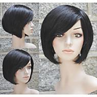 100% Short Human Hair Wig For Short Women
