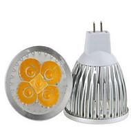 1 kpl dingyao 15.0 W 5LED COB 700-800 LM Lämmin valkoinen/Kylmä valkoinen MR16 Pallolamput AC 85-265 V