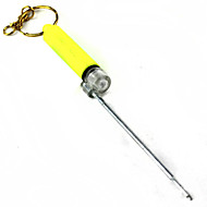 With Lamp Electronic Luminescence Key Buckle Unhooking Device Outdoor Fishing Articles