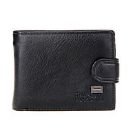 4366 Classic Multifunction More Card Slot PU Leather Wallets