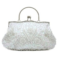 Belsen Wedding Seed Bead Sequin Flower Evening Bag