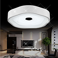 Ecolight® Flush Mounted LED/ Modern/Night light/ Living Room/Dining Room/Kids Room/White+Natrual White+Warm White Color