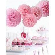 Perlový papír Svatební dekorace-5Piece / Set Jedinečné svatební dekorace / Papírové ozdobyRozloučení se svobodou / Vítání miminka /