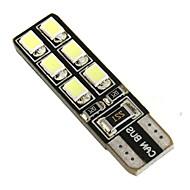 Luz de Novoeiro/Luz Instrumento/Luz de Marcador Lateral/Luz de Sinal de Direcção/Luz de Travão/Luz de Marcha-Atrás (6000K Carro/SUV - LED