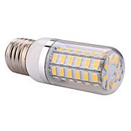 12W E26/E27 LEDコーン型電球 T 60 SMD 5730 1200 lm 温白色 / クールホワイト 交流220から240 / AC 110-130 V 1個
