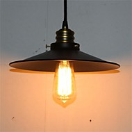 American Country Personality Retro Single Head Iron Chandelier