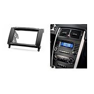 Car Radio Fascia for MERCEDES BENZ A B Class Vito Viano Facia Trim CD Dash Kit