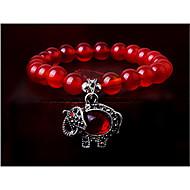 Women's Charm Bracelet Agate