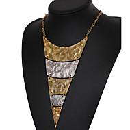 Women's Alloy Necklace Anniversary/Wedding/Birthday/Gift/Party/Daily/Special Occasion/Causal/Office & Career Non Stone