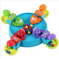 børns legetøj, spil, den lille grønne frø spil legetøj baby legetøj