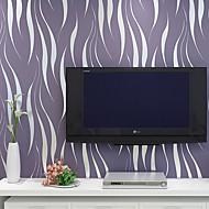 novo arco-íris ™ papel de parede floral contemporâneo simples e elegante parede que cobre a arte não-tecido papel de parede