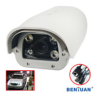 Waterdicht/Dag Nacht/Bewegingsdetectie/Dual Stream/Remote Access/IR-cut - Outdoor Doos - IP Camera