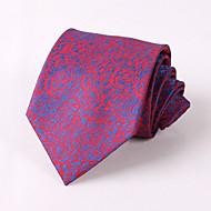 Blue Roses Groom Tie