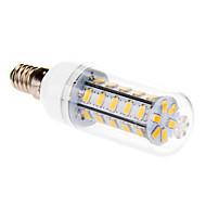 4W E14 LED kukorica izzók T 36 SMD 5630 360 lm Meleg fehér AC 220-240 V