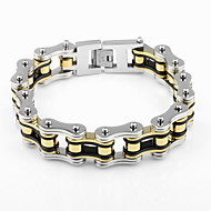 Kalen Men's Jewelry Stainless Steel Special Design Bike Chain Bracelets Christmas Gifts