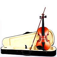 Qualities of Maple Violin + Matte Box + Bow + Rosin