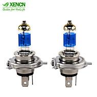 xencn h4 p43t 5000k 12v 60 / 55w TELEEYE intensiivistä kirkkaampi version valoa auton ajovalot lamput UV halogeenilamppu