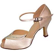 Sapatos de Dança ( Preto/Outro ) - Mulheres - Não Personalizável - Latim