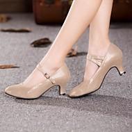 Women's Dance Shoes Modern Suede Cuban Heel More Colors