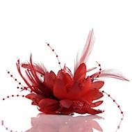 Esküvői virágok Szabadformájú Rózsák Virágcsokrok csuklóra Esküvő Parti /Estélyi Tüll Bőr Sifon
