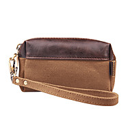 Kaukko Women Canvas Handbag Wallet Key Bag Cellphone Bag