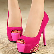 Women's Shoes Sexy Stiletto Heel Heels/Peep Toe Pumps Wedding/Party