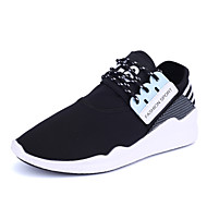 Running Men's Shoes Fabric Black