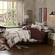 Dekbedovertrek Sets - Polyester - Full-size (200 x 230cm)/Queen(224 x 234cm)