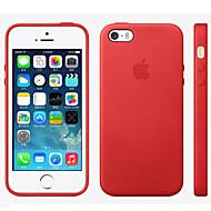 iphoneのためのオリジナル無地保護シェルの公式模倣SE / 5 / 5S