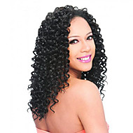 Human hair  lace wigs for  women Brazilian virgin hair Curly human hair color(#1 #1B #2 #4)