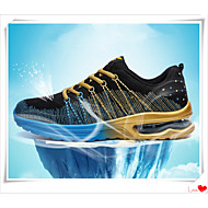 FLYKNIT SHOES Men's Running Shoes Anti-Slip/Anti Shark/Damping/Cushioning/Wearproof/Fast Dry/Breathable Shoes