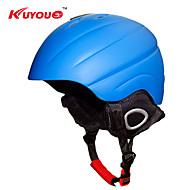 ky - C006 ski un casque intégré avec régulateur et chaudes oreilles
