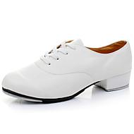 Buty do tańca-Damskie-Stepowanie-Brak możliwości personalizacji-Gruby obcas-