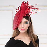 Women's Flax Headpiece - Wedding/Special Occasion Hats/Wreaths 1 Piece
