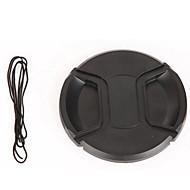 Dengpin® 52mm Camera Lens Cap for Olympus 12-50mm lens EM5 MARK II E-M1 E-M5 E-M10 E-PM1 E-PM2 OMD +a Holder Leash Rope